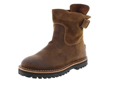 SHABBIES AMSTERDAM - Stiefeletten 181020134 - brown