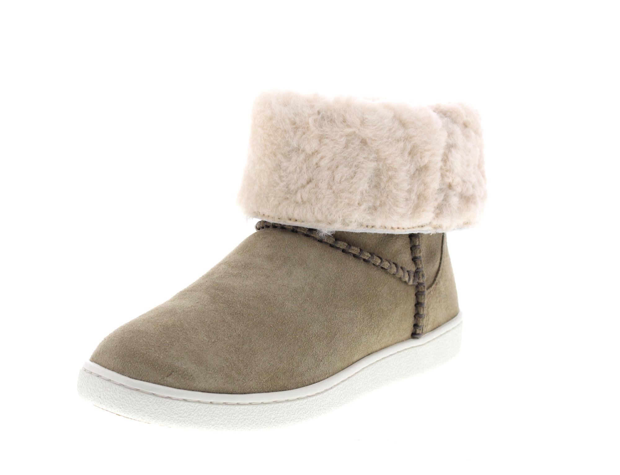 UGG Damenschuhe Booties MIKA CLASSIC SNEAKER - antilope0-6791