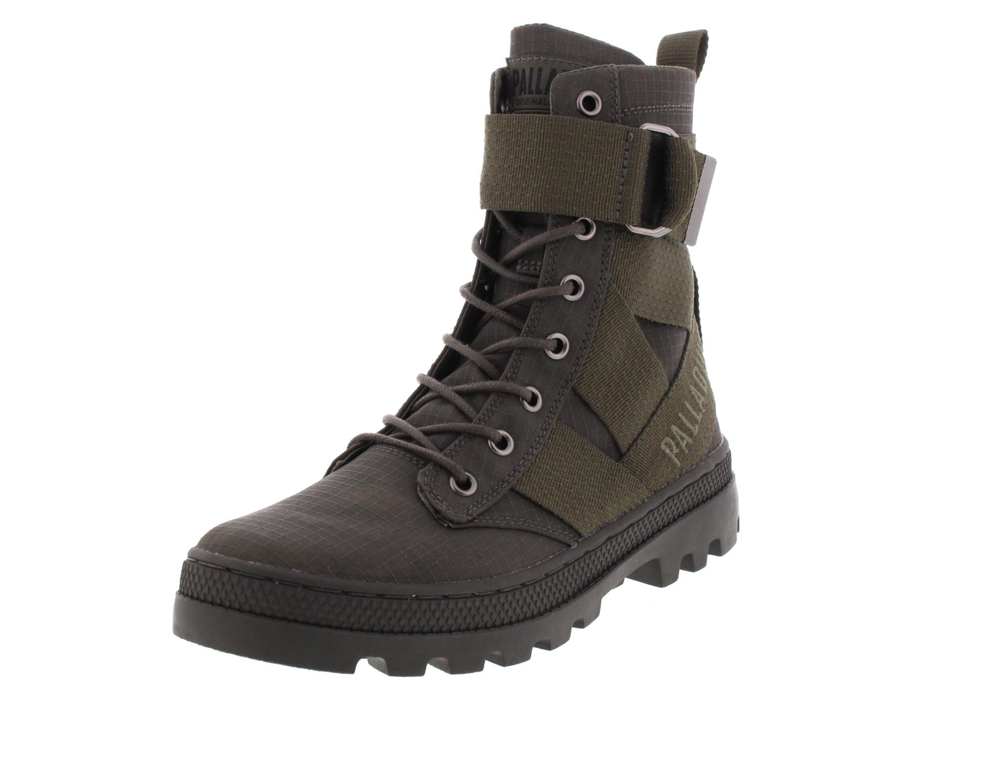 PALLADIUM Damen - Boots PALLABOSSE TACT ST TX - olive 0-6821