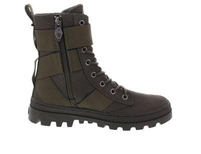 PALLADIUM Damen - Boots PALLABOSSE TACT ST TX - olive  preview 4