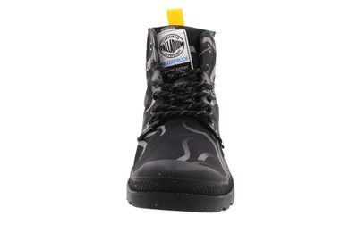 PALLADIUM - PAMPA HI NIGHT SQUID WATERPROOF - jet black preview 3