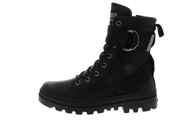 PALLADIUM Boots PALLABOSSE TACT ST LEATHER  - black  preview 2