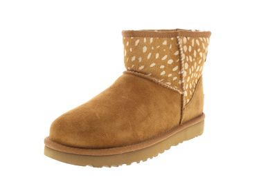 UGG Damen Booties CLASSIC MINI II IDYLLWILD - chestnut preview 1