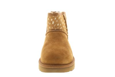 UGG Damen Booties CLASSIC MINI II IDYLLWILD - chestnut preview 3