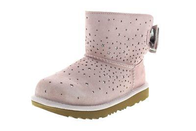 UGG Kinderschuhe STARGIRL CLASSIC MINI II BOW baby pink