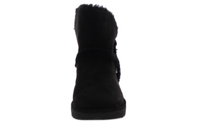 UGG Damenschuhe - Stiefelette LUXE SPILL SEAM MINI nero preview 3