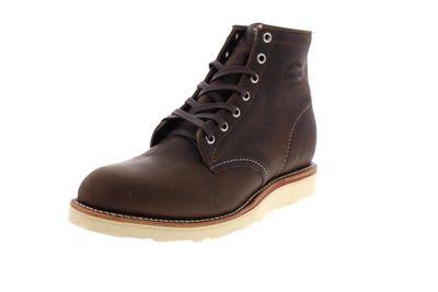 "CHIPPEWA Herren - 6"" Boots 1901M18 D - tan crazy horse preview 1"