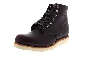 "CHIPPEWA Herren - 6"" Boots 1901M16 D - cordovan"