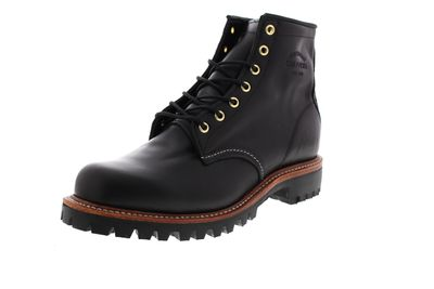 "CHIPPEWA - 6"" WHIRLWIND LUGGED BOOT 1901G32 - black"