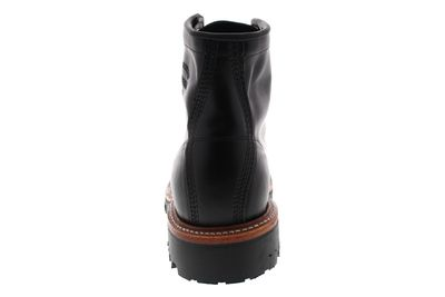 """CHIPPEWA - 6"""" WHIRLWIND LUGGED BOOT 1901G32 D - black  preview 5"""