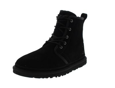 UGG Herrenschuhe - Gefütterte Boots HARKLEY - black preview 1