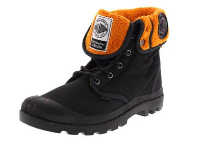 PALLADIUM - Boots CR BAGGY SAEFETY PACK - jet black