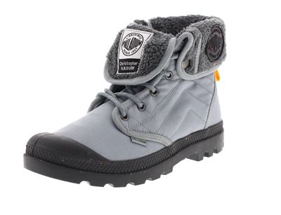 PALLADIUM - Boots CR BAGGY SAEFETY PACK - quarry