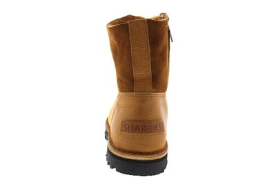SHABBIES AMSTERDAM Stiefeletten - 181020115 light brown preview 5