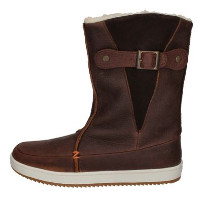 HUB FOOTWEAR Damenschuhe - Booties SNOW 2.0 dark brown preview 2