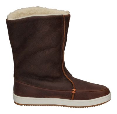 HUB FOOTWEAR Damenschuhe - Booties SNOW 2.0 dark brown preview 4