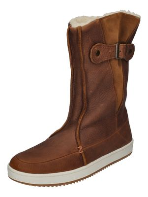 HUB FOOTWEAR Damenschuhe - Booties SNOW 2.0 - cognac