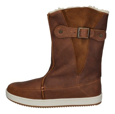 HUB FOOTWEAR Damenschuhe - Booties SNOW 2.0 - cognac preview 2