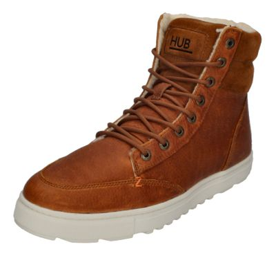 HUB FOOTWEAR Herren - Boots DUBLIN MERLINS - cognac preview 1