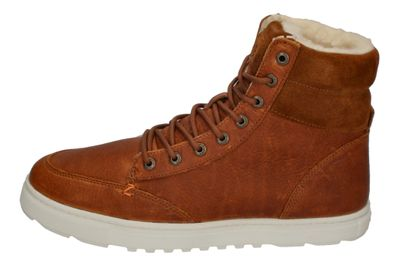 HUB FOOTWEAR Herren - Boots DUBLIN MERLINS - cognac preview 2