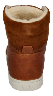HUB FOOTWEAR Herren - Boots DUBLIN MERLINS - cognac preview 5