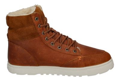 HUB FOOTWEAR Herren - Boots DUBLIN MERLINS - cognac preview 4