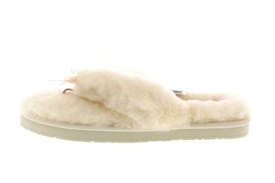 UGG Damen - Hausschuhe FLUFF FLIP III 1100250 - natural preview 2