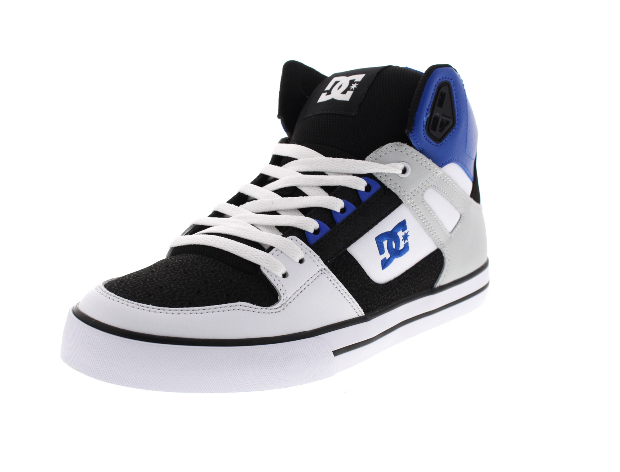 DC in Übergröße PURE HT WC ADYS400043 black white blue
