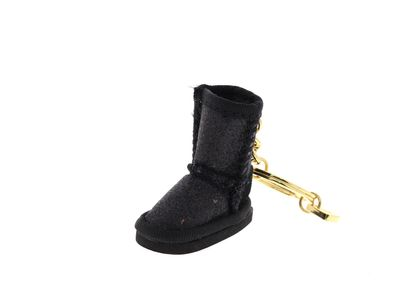 UGG Schlüsselanhänger - GLITTER BOOT 1104394 - black preview 2