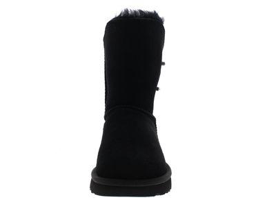 UGG Damenschuhe - Stiefel SHORT TURNLOCK BLING - black preview 3