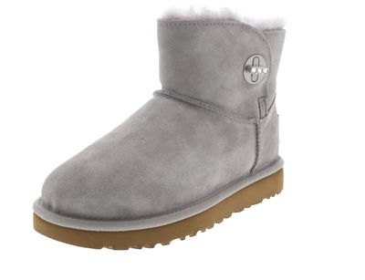 UGG Damenschuhe - Stiefel MINI TURNLOCK BLING - seal