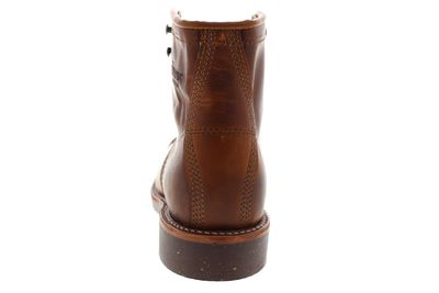 "CHIPPEWA Boots - 6"" RENEGADE HOMESTEAD 1901G47 - tan preview 5"
