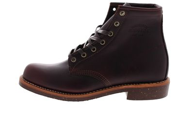 "CHIPPEWA Boots - 6"" SERVICE BOOT 1901M25 - cordovan preview 2"