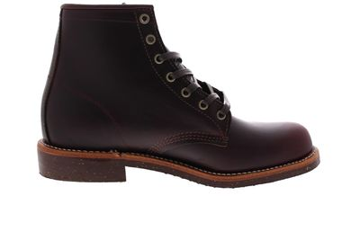 "CHIPPEWA Boots - 6"" SERVICE BOOT 1901M25 - cordovan preview 4"