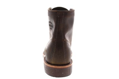 "CHIPPEWA Boots - 6"" SERVICE BOOT 1901M29 D - crazy horse preview 5"