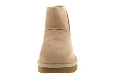 UGG - Stiefeletten CLASSIC MINI METALLIC SNAKE - gold preview 3