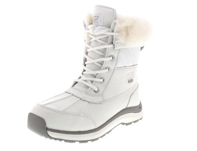 UGG Damen - Stiefel ADIRONDACK BOOT III QUILT - white preview 1