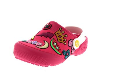 CROCS Kinderschuhe - FunLab PLAYFUL PATCHES Clog - pink