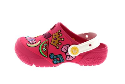 CROCS Kinderschuhe - FunLab PLAYFUL PATCHES Clog - pink preview 2
