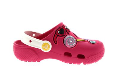 CROCS Kinderschuhe - FunLab PLAYFUL PATCHES Clog - pink preview 4