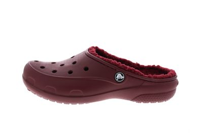 CROCS - Gefütterter FREESAIL PLUSH LINED CLOG - garnet preview 2