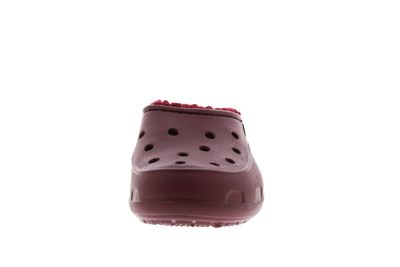 CROCS - Gefütterter FREESAIL PLUSH LINED CLOG - garnet preview 3
