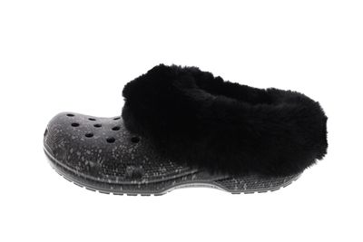 CROCS - CLASSIC MAMMOTH LUXE RADIANT Clog - black  preview 2
