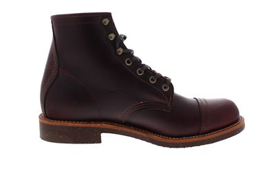 "CHIPPEWA Boots - 6"" HOMESTEAD 1901G48 - cordovan preview 4"