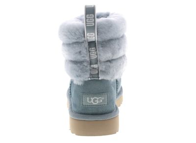 UGG Damenschuhe  Booties FLUFF MINI QUILTED - succulent preview 5