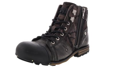 YELLOW CAB Herrenschuhe - INDUSTRIAL 15475 - antracite