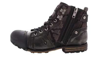 YELLOW CAB Herrenschuhe - INDUSTRIAL 15475 - antracite preview 2
