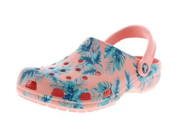 CROCS - Clogs CLASSIC SEASONAL GRAPHIC melon tropical