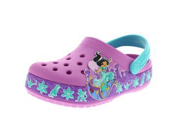 CROCS Kinderschuhe - FunLab JASMINE Band Clog - violet