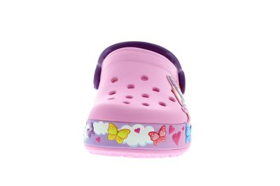 CROCS - Kids FunLab ButterflyBand Lights Clog carnation preview 3